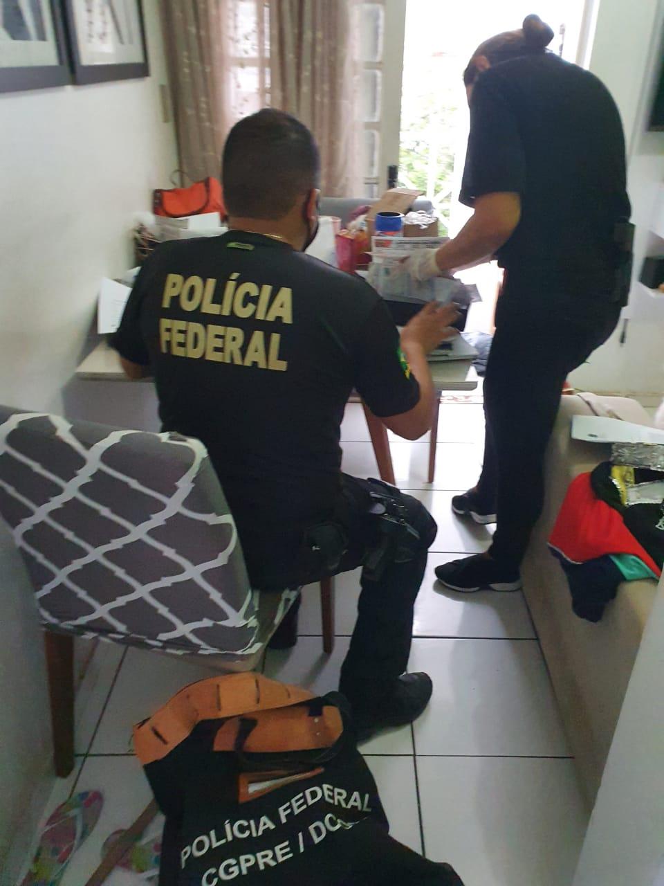 Até o momento, foram identificados fraudes em 17 benefícios - Foto: Divulgação/PF