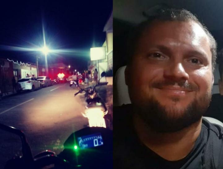 Douglas Marinho foi encontrado morto em casa