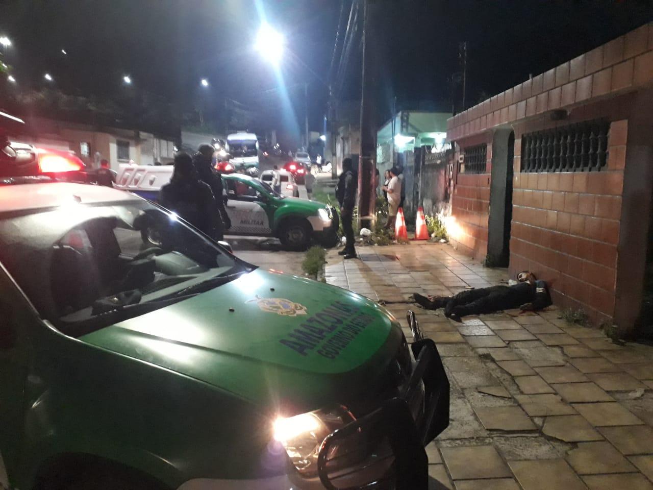Jovem foi morto ao sair da igreja em Manaus (Foto: CM7)