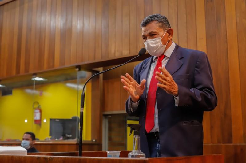 Deputado João de Deus vai cobrar a retomada de cirurgias eletivas (Thiago Amaral)