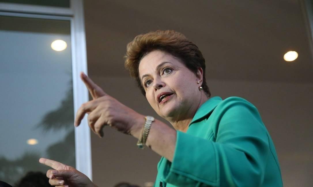 Dilma Rousseff é internada após passar mal - Foto: André Coelho/Agência O Globo
