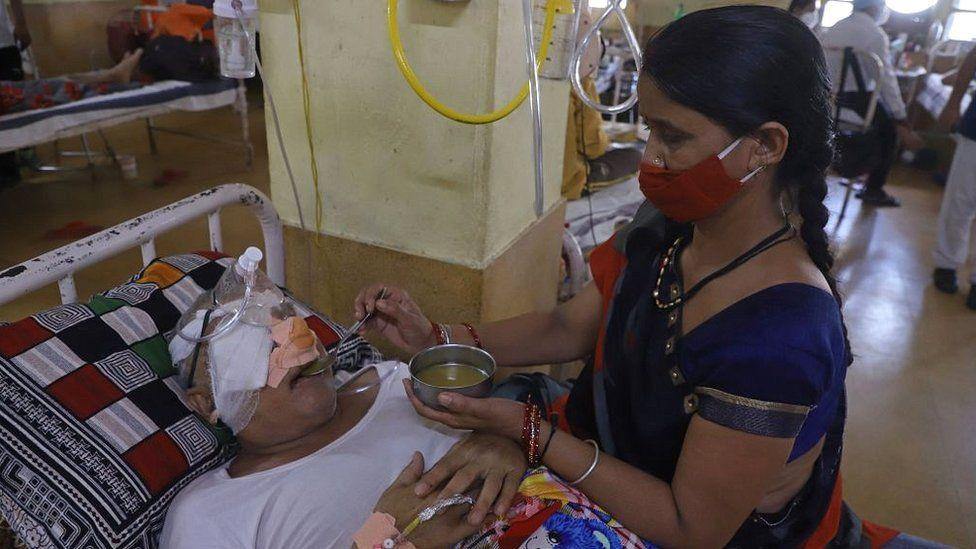 Índia tem sentido o impacto de outras doenças além da Covid-19 (Foto: Getty Images)