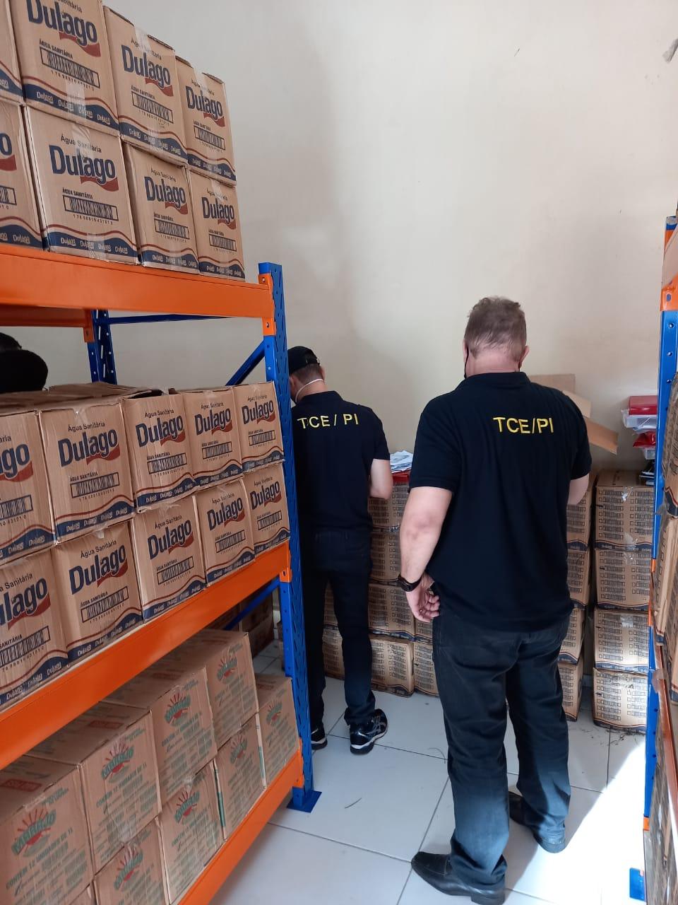 Operação cumpre 11 mandados de busca e apreensão - Foto: Divulgação/SSP-PI