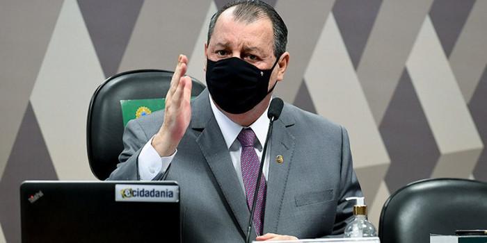 CPI da Pandemia vota convocação de governadores e Pazuello; veja lista