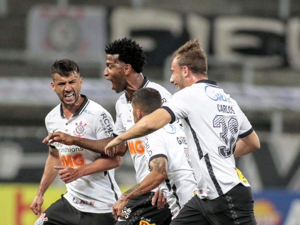 Corinthians e River Plate (PAR) se enfrentam hoje pela Copa Sul-Americana 2021-Foto: Rodrigo Coca / Ag Corinthians