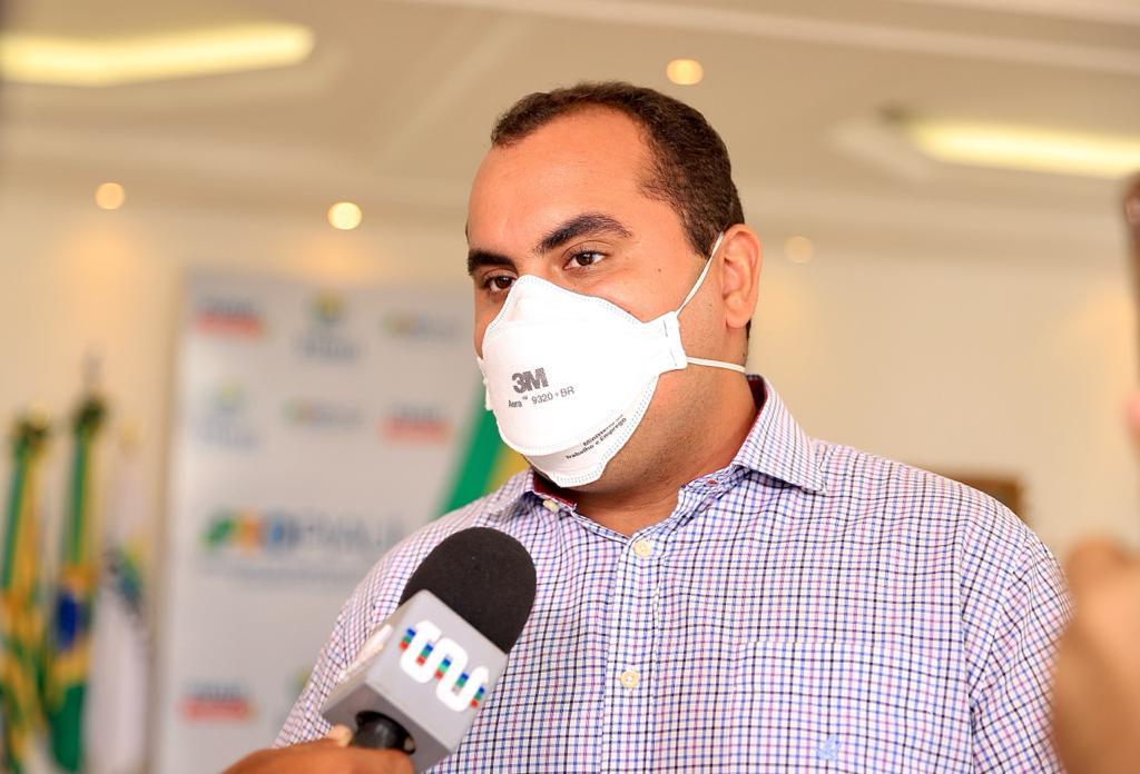 Deputado Georgiano Neto diz que projeto vai concluir reformas
