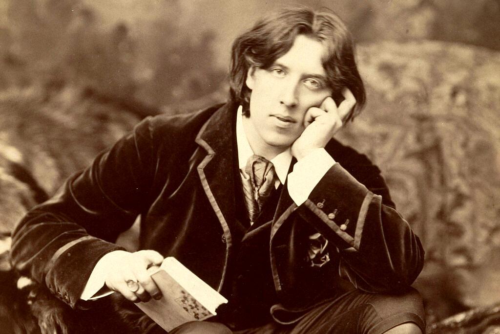 Após cumprida a pena, Oscar Wilde partiu diretamente para o exílio em Paris - Foto: Reprodução