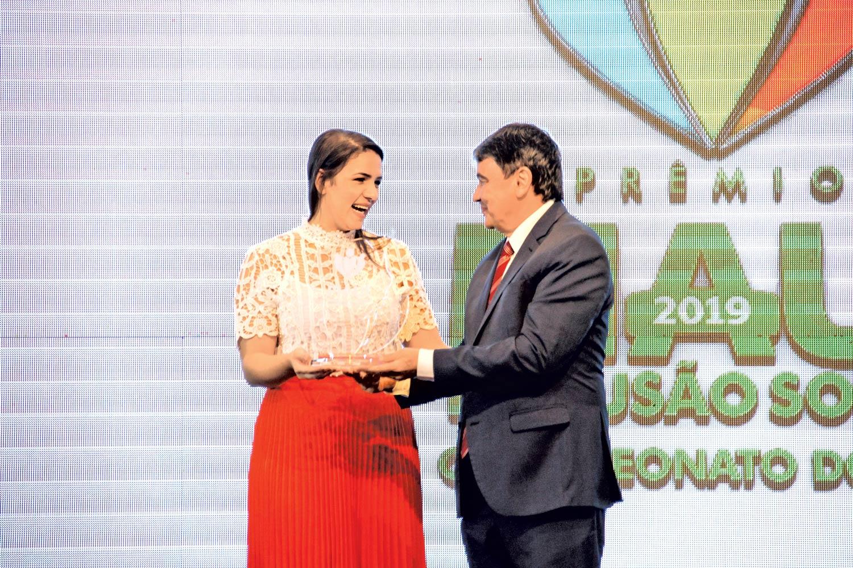 A cirurgiã-dentista Heloísa Clara Santos foi premiada em 2020 (Foto: Arquivo JMN/Raissa Morais)