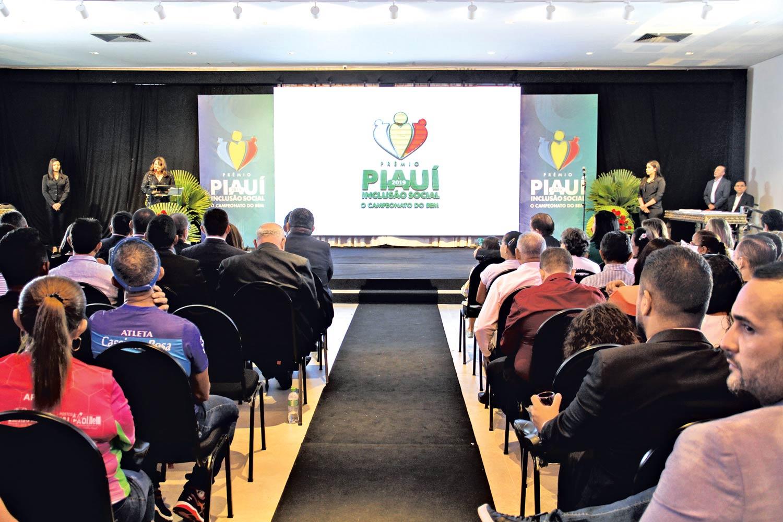Prêmio Piauí de Inclusão Social chega a sua 17ª edição (Foto: Arquivo JMN/Raissa Morais)