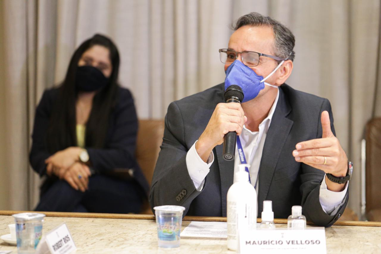 Maurício Velloso, presidente da Equatorial Piauí, destaca projeto de mobilidade elétrica - Foto: Rômulo Piauilino