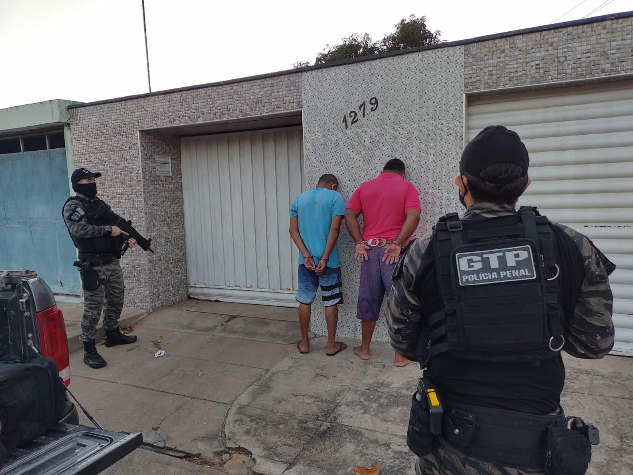 Operação tem como objetivo coibir a violência no litoral do Piauí - Foto: Divulgação/SSP-PI