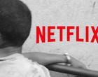 """Preso após roubar tv se defende: """"Eu precisava ver a Netflix""""; vídeo"""