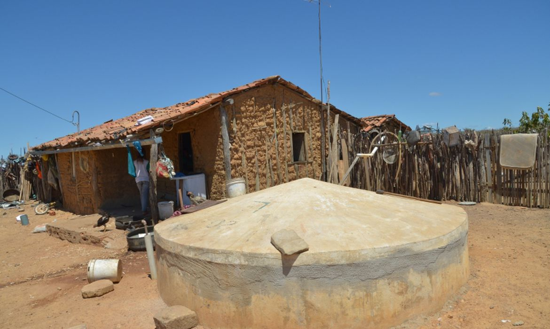 Situação de emergência se dá devido a seca nos municípios (Foto: Wilson Dias)