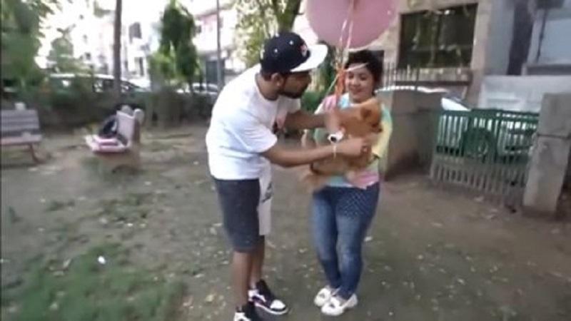 Youtuber indiano foi preso - Foto: Redes Sociais