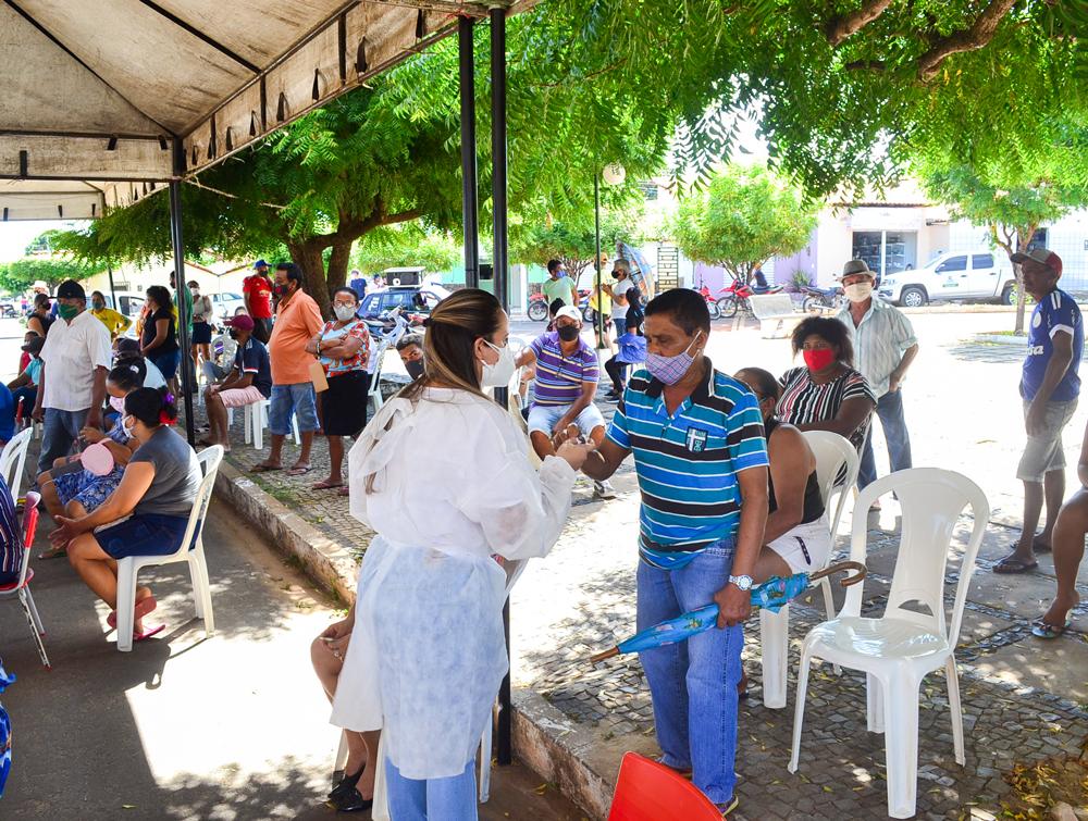 Joaquim Pires fortalecendo ações no combate a Pandemia da COVID-19 - Imagem 12