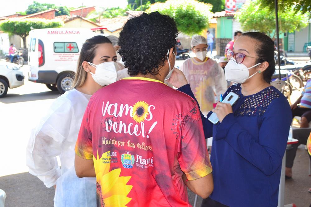 Joaquim Pires fortalecendo ações no combate a Pandemia da COVID-19 - Imagem 4