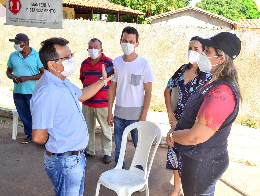 Joaquim Pires fortalecendo ações no combate a Pandemia da COVID-19 - Imagem 3