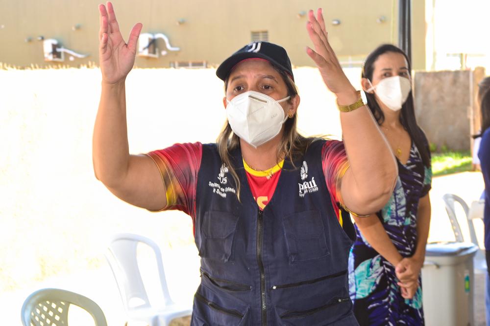 Joaquim Pires fortalecendo ações no combate a Pandemia da COVID-19 - Imagem 2