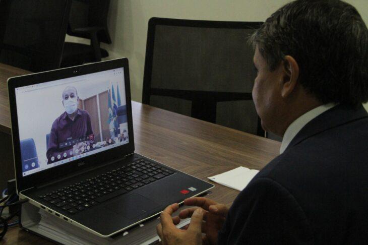 Wellington Dias trata sobre retomada gradual das aulas presenciais no Piauí - Imagem 1
