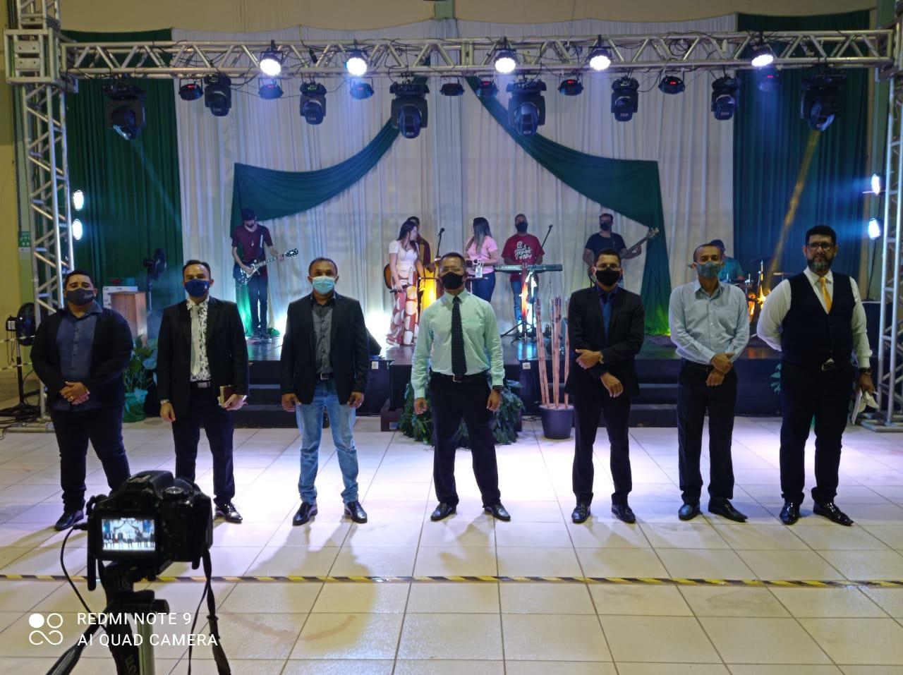 Dia do evangélico é comemorado com live da Aliança de Pastores - Imagem 1