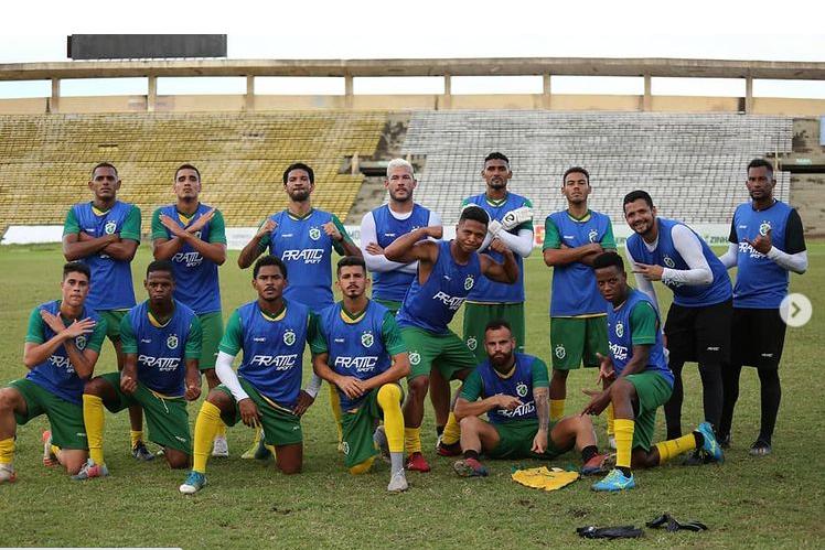 Altos estreia na Série C do Brasileirão contra Volta Redonda-RJ no domingo (30)- Foto: Luis Junior
