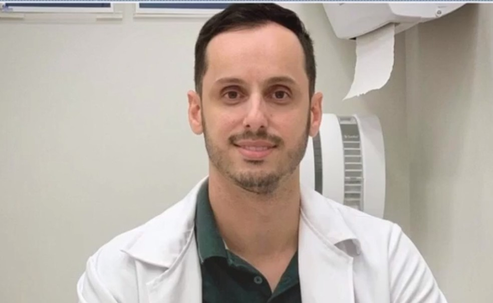 Médico foi morto com um tiro na nuca; amigo é o principal suspeito (Foto: Reprodução)