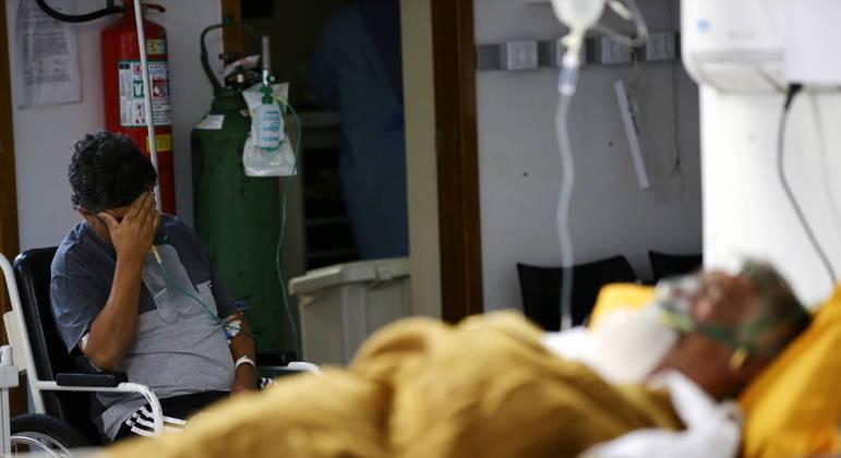 Mais de 13 milhões de pessoas já se recuperaram da covid-19 no Brasil - Foto: DIEGO VARA/REUTERS - 11.03.2021