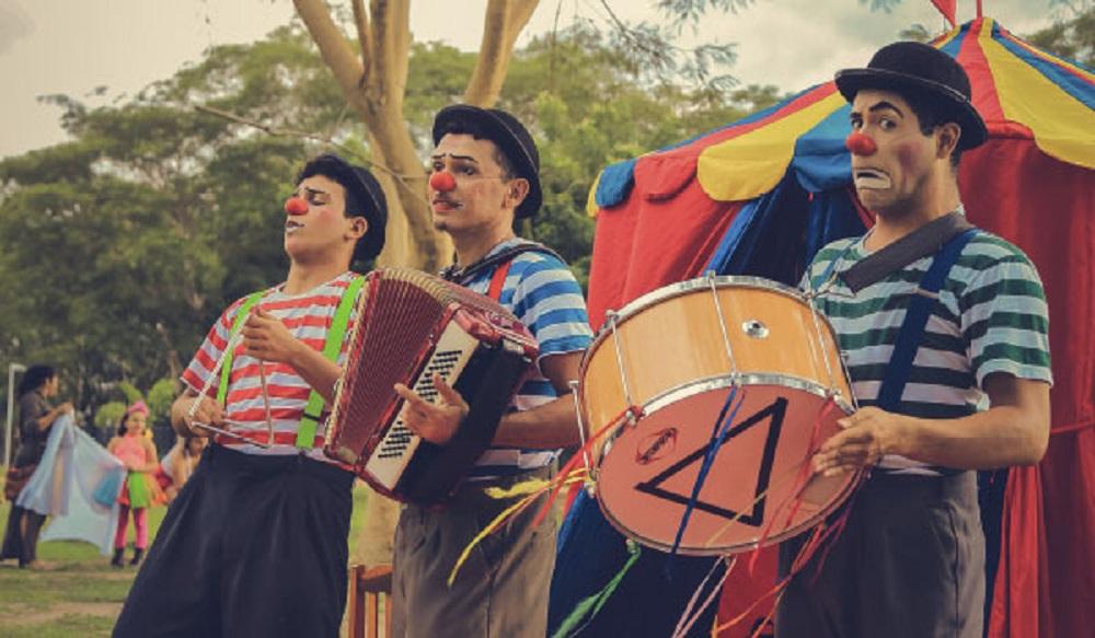 Grupo Vagão representa o Piauí e ministra oficina no projeto