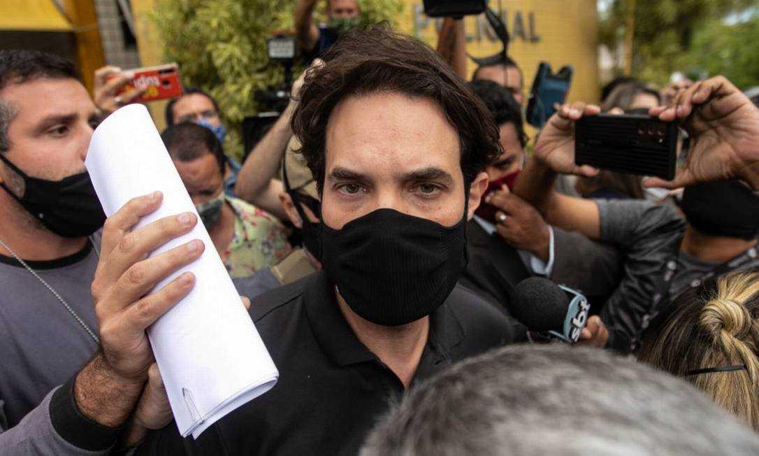 Jairinho é acusado de matar o enteado Henry Borel Foto: Brenno Carvalho / Agência O Globo