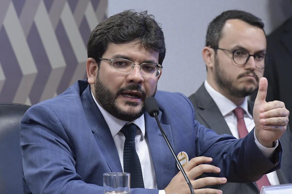 Rafael Fonteles quer que as propostas do Comsefaz sejam acolhidas (Foto: Waldemir Barreto)