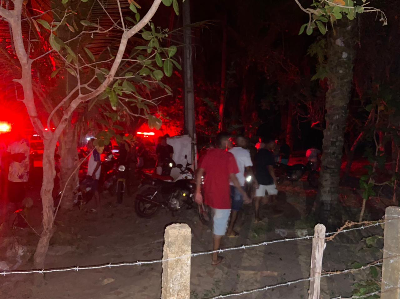 PM fecha festas clandestinas e apreende paredões de som em Teresina- Foto: PM