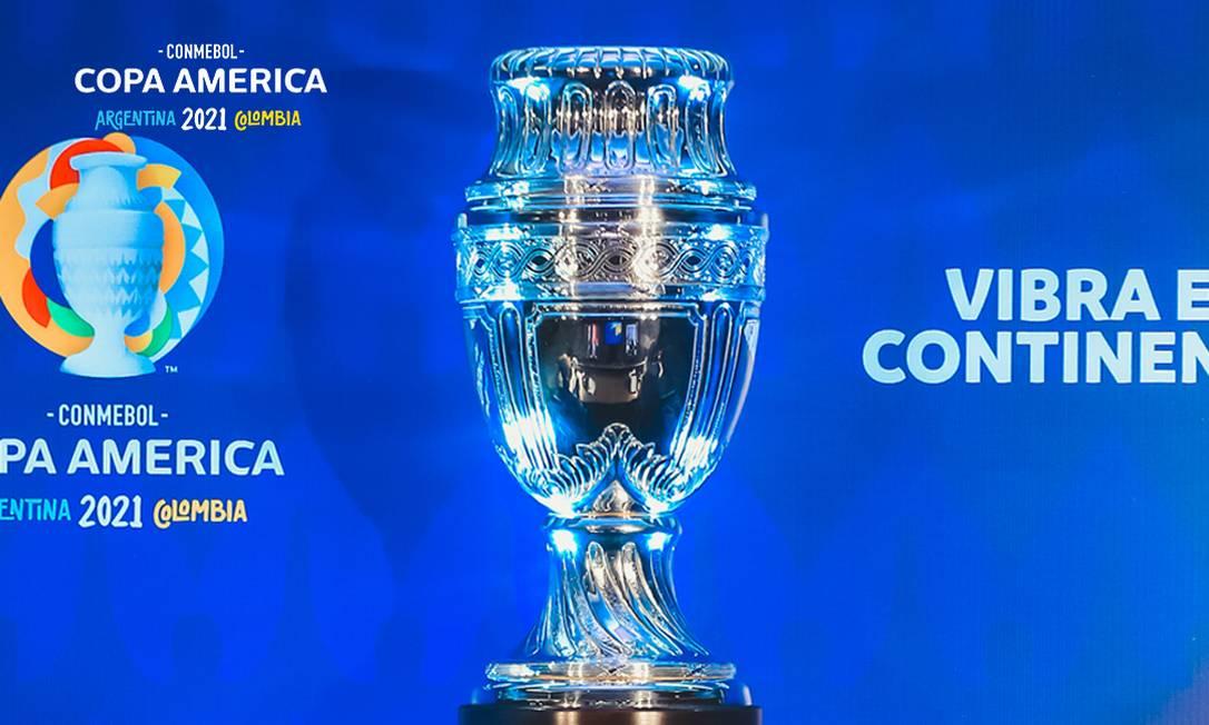 Conmeboo cancela Copa América na Argentina- Foto: Conmebol