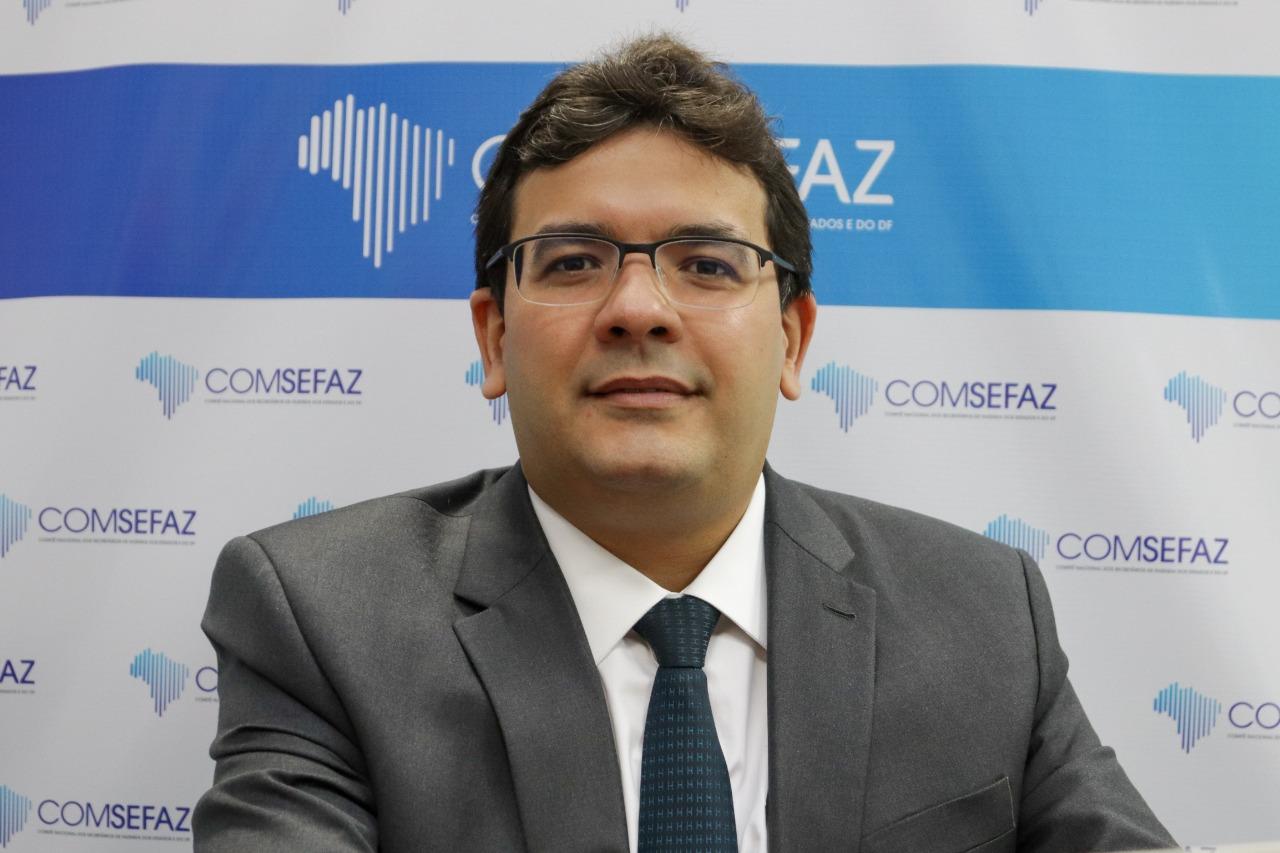 Rafael Fonteles confirmou o lançamento do edital do concurso da PM (Foto: Divulgação)