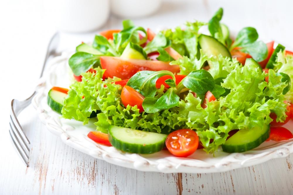 É a vez das verduras e legumaes (Foto: reprodução)