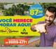Agiliza Loteamentos lança loteamento Nova Esperança, na cidade de Inhuma