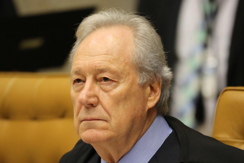Ministro Ricardo Lewandowski, do STF — Foto: Fátima Meia/Futura Press/Estadão Conteúdo