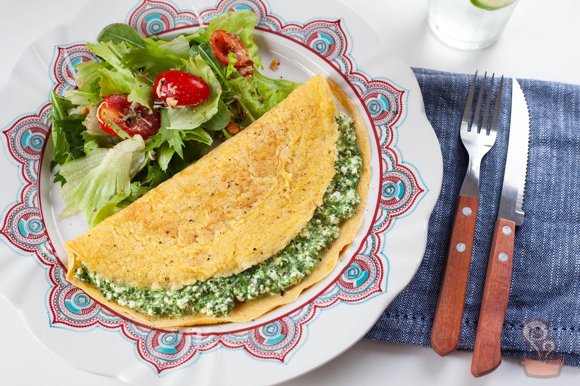 faça crepioca com dois ingredientes