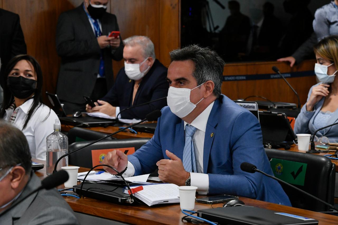 Ciro Nogueira diz que escândalos de governadores vão chegar à CPI - Imagem 1