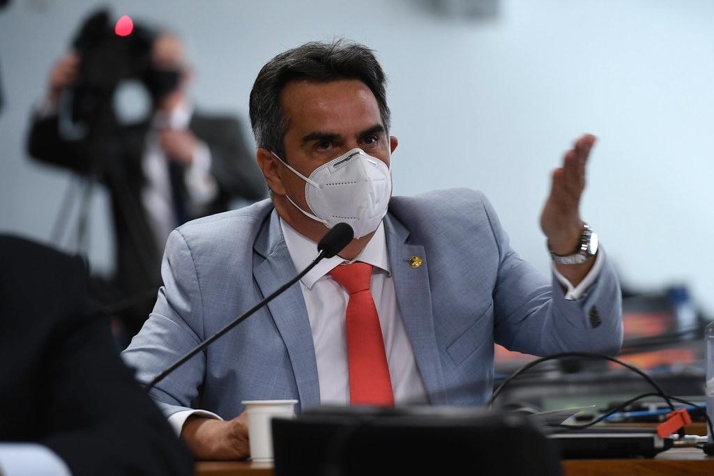 Ciro Nogueira defende a CPI, mas não no auge da pandemia - Foto: Edilson Rodrigues/Agência Senado