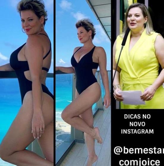 Joice Hasselmann perdeu mais de 24 quilos (Foto: Reprodução/Instagram)