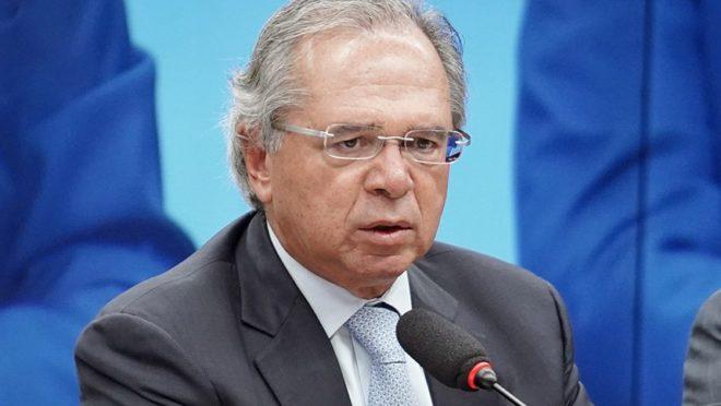 Ministro da Economia, Paulo Guedes- Foto: Pablo Valadares/Câmara dos Deputados