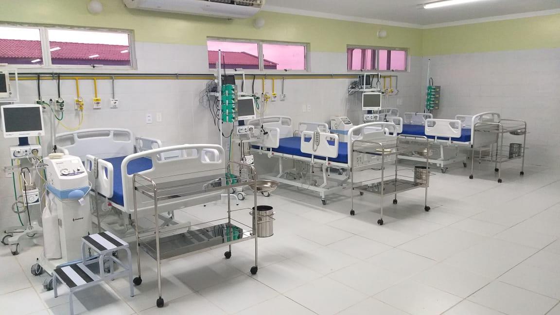 Piauí reduz fila de espera para leitos Covid-19 - Foto: Sesapi