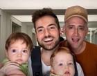 Paulo Gustavo e Thales passaram por barreiras para virarem pais