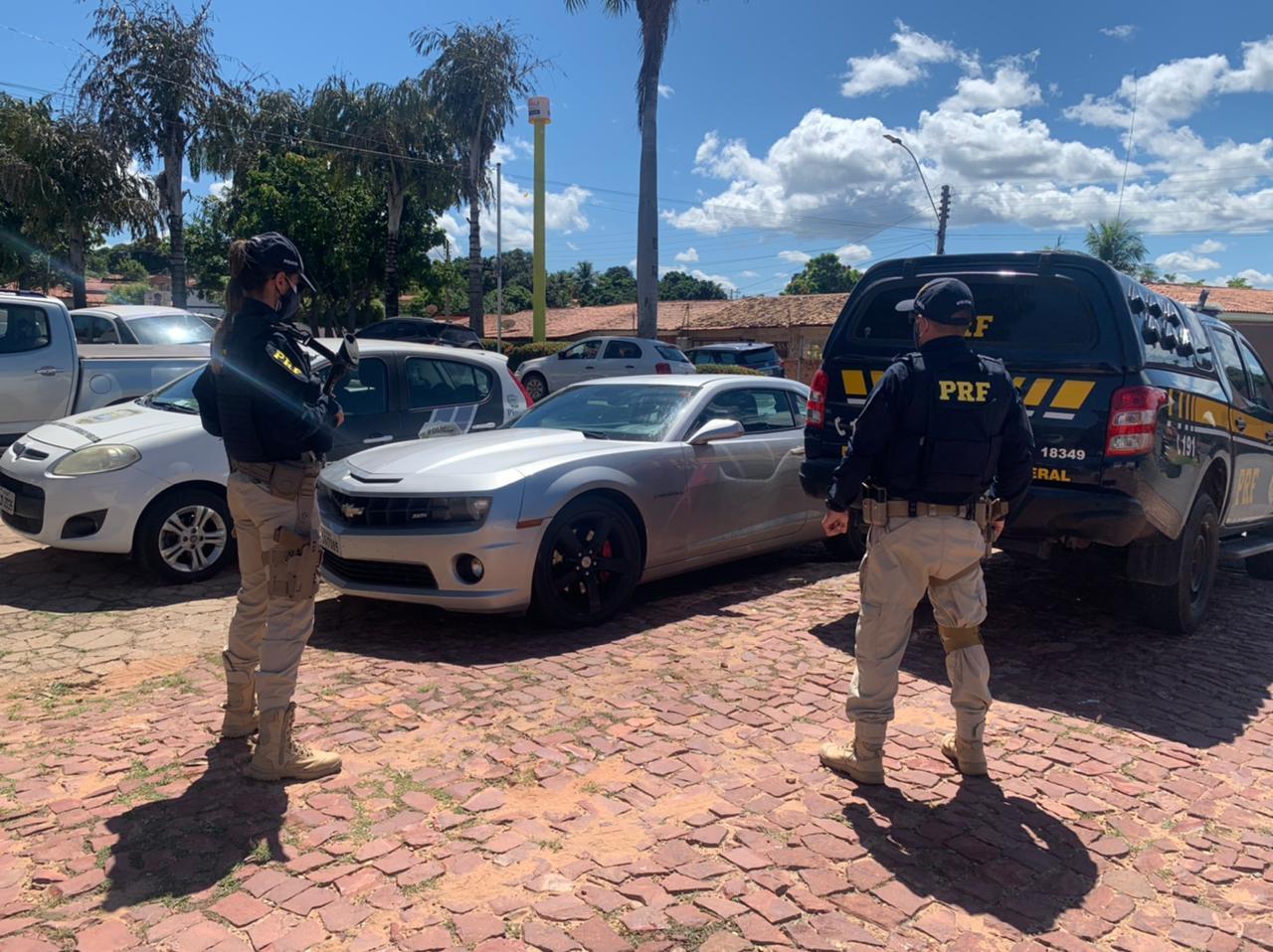 Empresário é preso por estelionato no Piauí - Foto: Divulgação/PRF