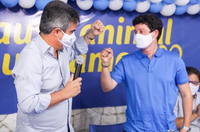 Ciro Nogueira e Victor Linhares
