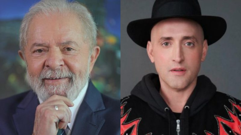 Ex-presidente Lula lamentou a morte do ator e humorista Paulo Gustavo