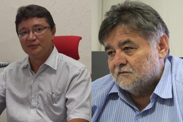 Weldon Alves Bandeira da Silva e Carlos Augusto Daniel Júnior
