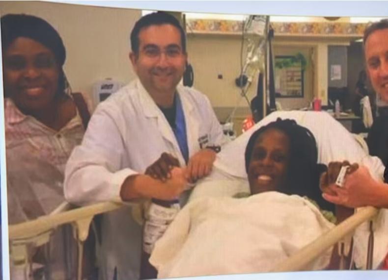 Halima Cissé, de 25 anos deu à luz a nove bebês- Imagem: AFP