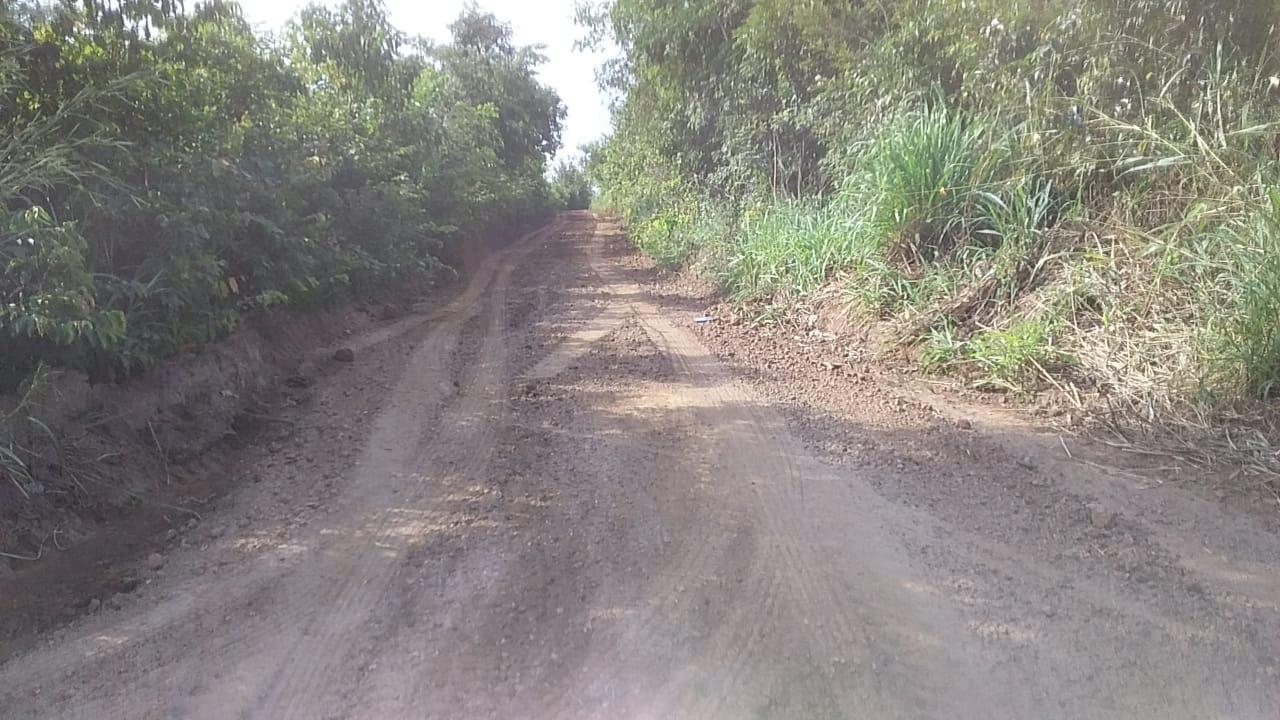 PML está fazendo recuperação de estrada vicinais do Município - Imagem 1