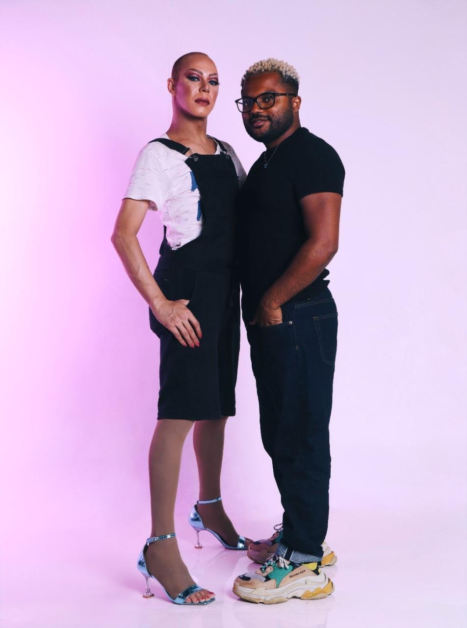 Coleção posta em público LGBTQIA+/João Frós